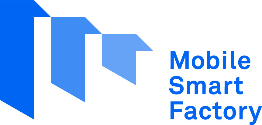 Mobile Smart Factory - A factory in a box